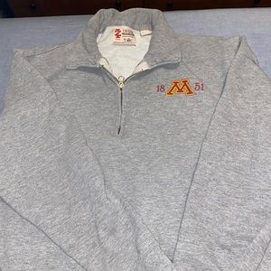 Minnesota pullover gear